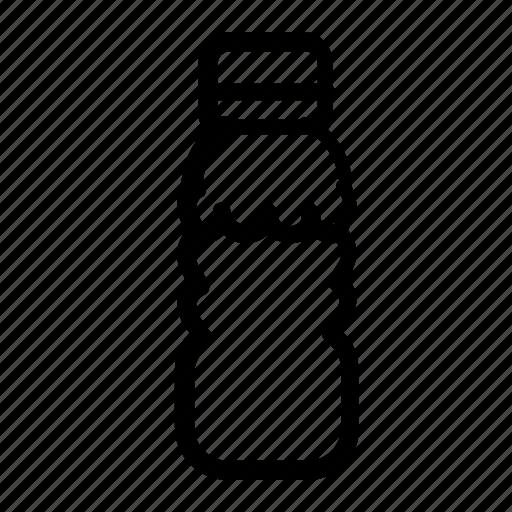 Bottle, water, beverage, drink, plastic icon - Download on Iconfinder