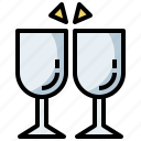 bottle, champagne, drink, food, healthy, hydratation, restaurant, water icon