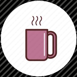cofee, cup, drinks, hot, mug, tea icon