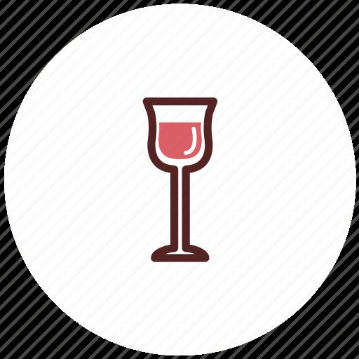 alcohol, aperitif, digestif, drinks, glass, liquor icon