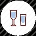 alcohol, drinks, glass, vodka