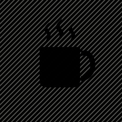 coffee, drink, hot, mug icon