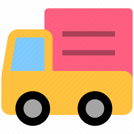 cargo, delivery, logistic, logistics, package, transportation, truck icon