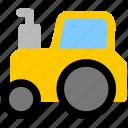 agriculture, farm, farmer, farming, field, tractor icon