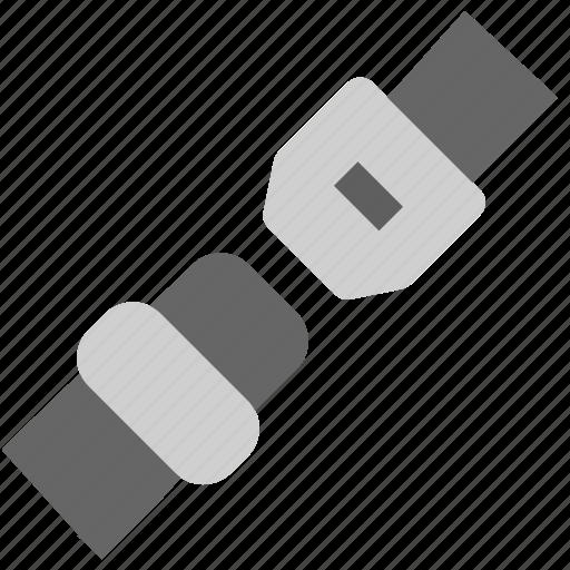 auto, car, seat belt icon