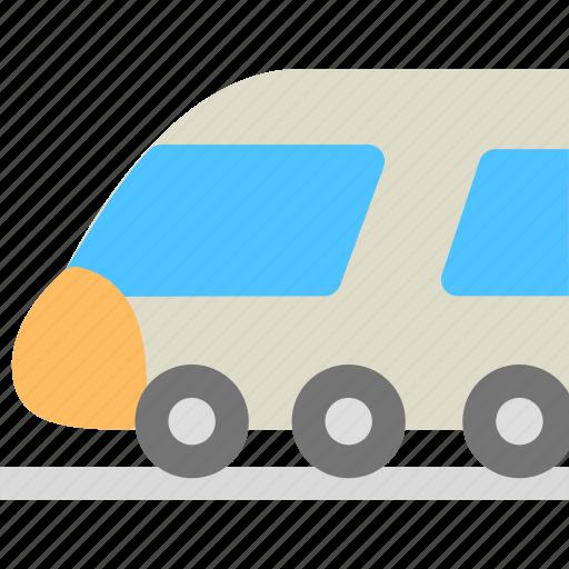 railway, tourism, train, transportation, travel icon