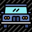 car, drive, driving, school icon