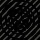car, driving, school, wheel icon