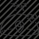 airspace, drone, health, location, uav