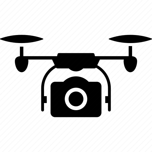 aircopter, camera, copter, photo drone, photography, quadcopter, spy airdrone icon