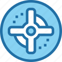 delivery, drone, flying, robot, transport, vehicle, wing icon