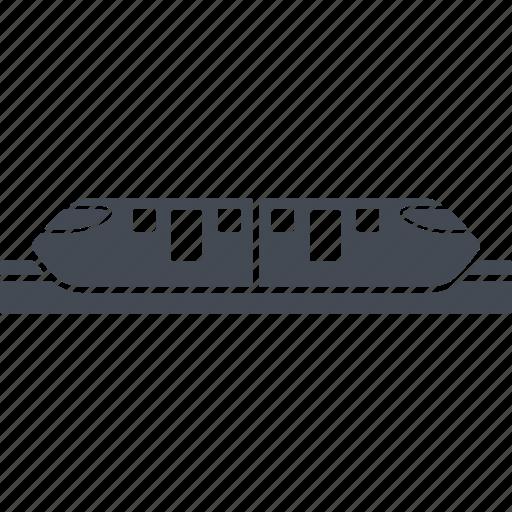 dubai, locomotive, train, transport icon