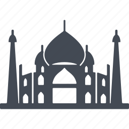 building, dubai, hotel, travel icon