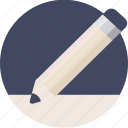 document, duotone, edit, file, paper, pen, pencil, write icon