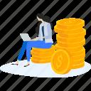 discount, e-commerce, earning, finance, money, online, trade