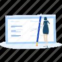 analysis, analytics, chart, planning, presentation, report, statistics icon