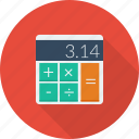 business, calculator, digital, electronic, mathematics icon