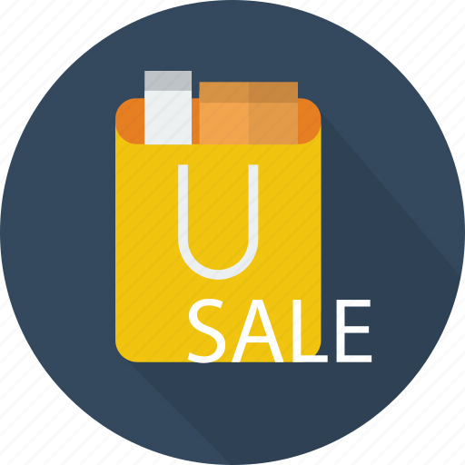 advertising, discount, label, price, promotion, sale icon