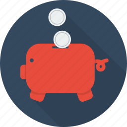 concept, finance, investment, saving icon