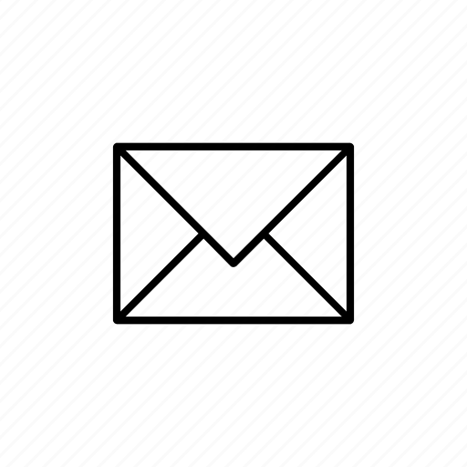 chat, mail, message, post icon