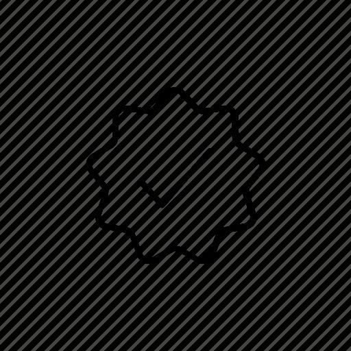 best, guarantee, tick icon