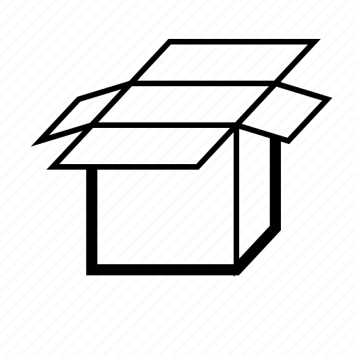 Box, delivery, logistics, package, parcel, shipping icon - Download on Iconfinder