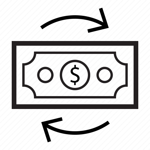 Banking, cash, dollar, finance, money, payment, transaction icon - Download on Iconfinder