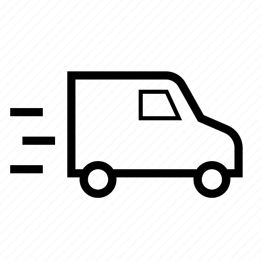 car, delivery, logistics, shipping, transport, transportation, vehicle icon