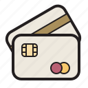 card, cash, credit, finance, mastercard, money, payment icon