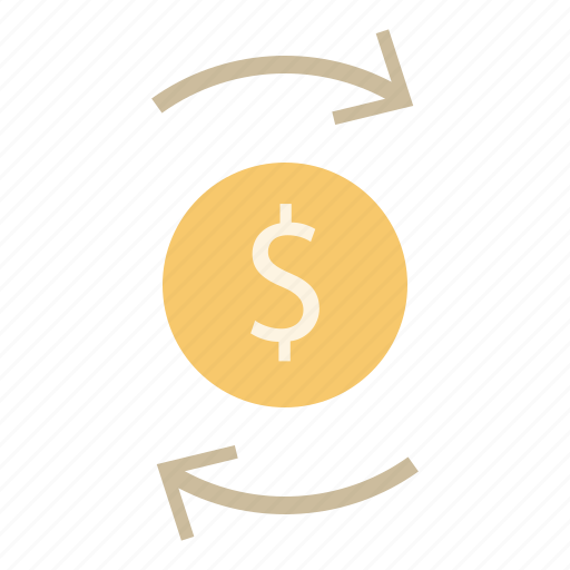 coin, currency, dollar, finance, money, payment, transaction icon