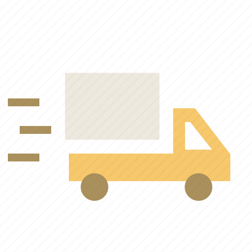 delivery, logistics, shipping, transport, transportation, truck icon