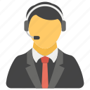 call service, customer care, customer services, global call centers, online support icon
