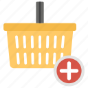 add cart, buying, grocery cart, shopping cart, shopping time icon