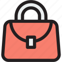 bag, commerce, online, online shopping, shop, shopping icon icon