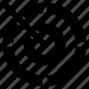 aim, bullseye, datboard, objective, target icon