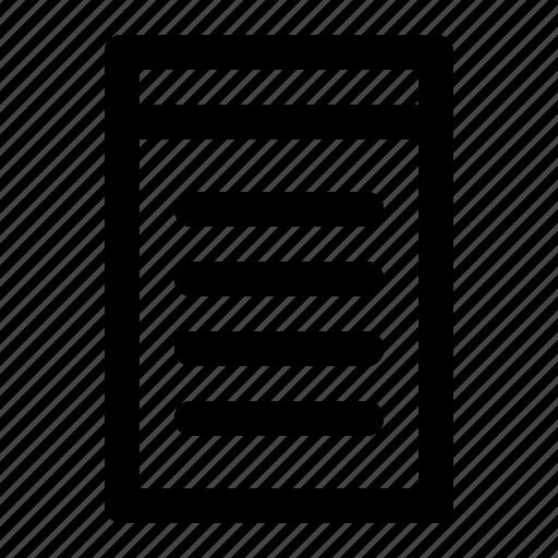 Ecommerce, invoice, market, shop icon - Download on Iconfinder