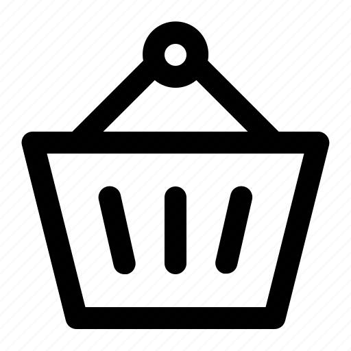 Basket, ecommerce, market, shop, shopping icon - Download on Iconfinder