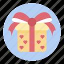 gift, package, parcel, present, reward, surprise icon