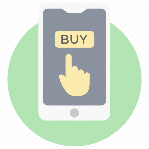 e-commerce, e-shop, m- commerce, mobile app, mobile shopping, online shopping, shopping app icon