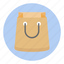 bag, hand bag, purchasing bag, shopping bag, tote bag icon