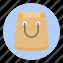 bag, hand bag, purchasing bag, shopping bag, tote bag icon