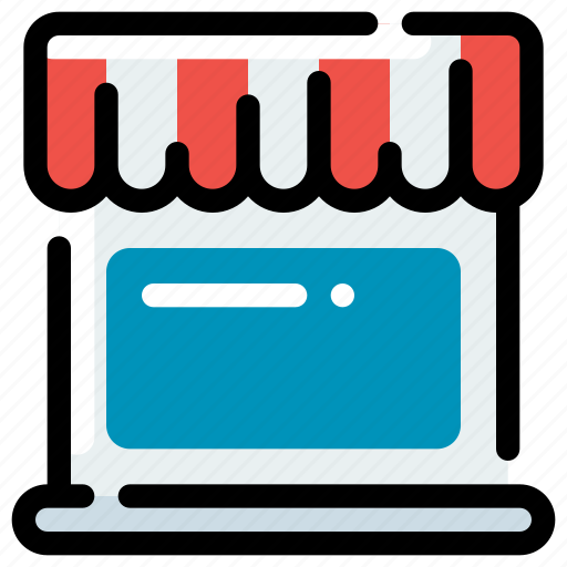 Ecommerce, market, online, shopping, store icon - Download on Iconfinder