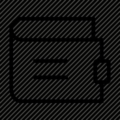 ecommerce, online, shop, wallet icon