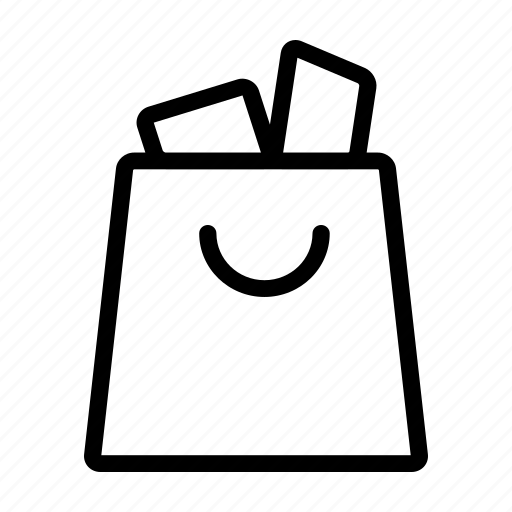 bag, cart, commerce, shop icon