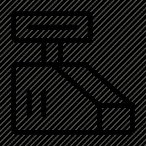 cashier, ecommerce, shop, shopping icon