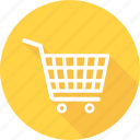 basket, buy, cart, purchase, shop, shopping, shopping cart icon