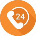 call, contact, customer, phone, service, talk, telephone icon