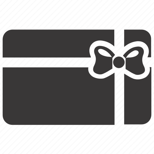 box, card, gift icon
