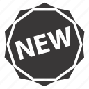 new, offer, sticker icon