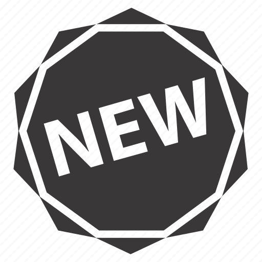 new, offer, sticker icon